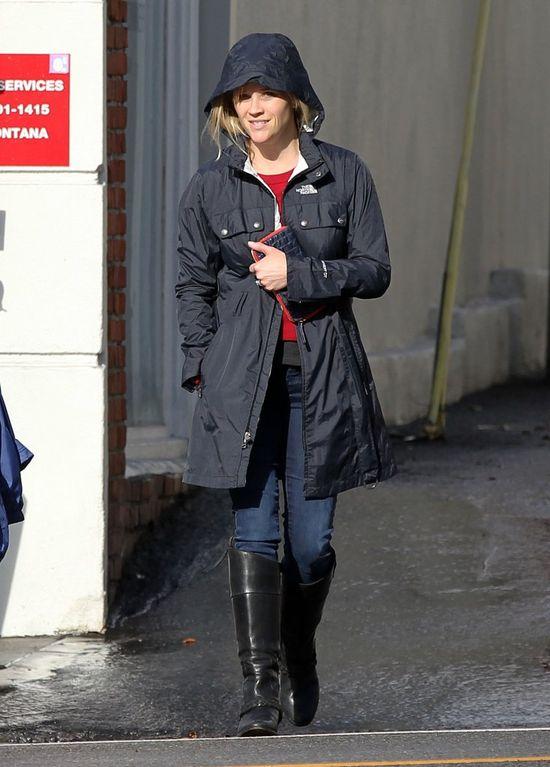 Reese Witherspoon z synkiem i bez makijażu (FOTO)