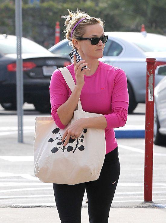 Reese Witherspoon trzyma formę.