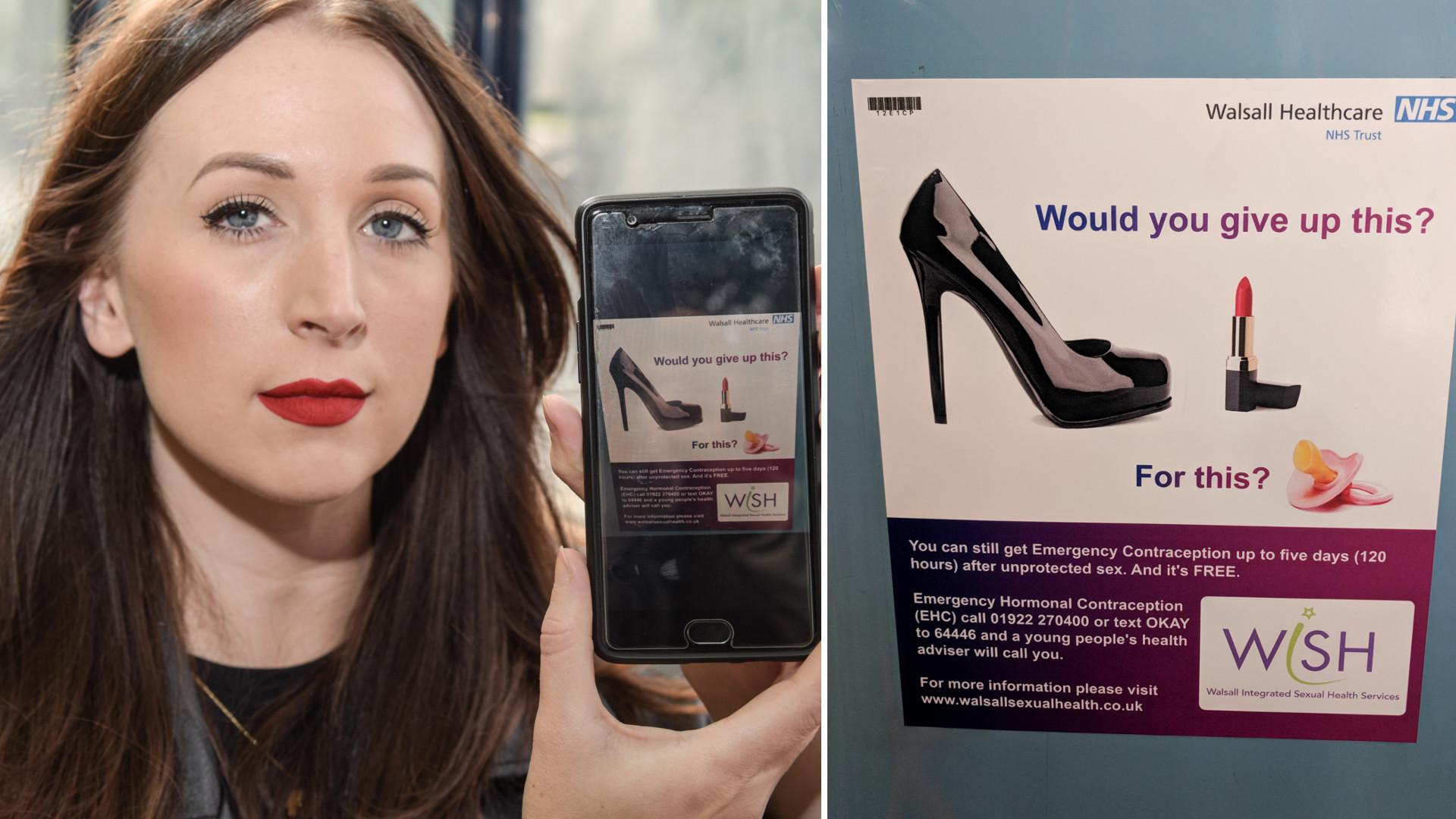 BURZA po reklamie tabletek wczesnoporonnych: to seksistowskie i nieodpowiednie