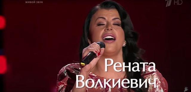 Renata Wolkiewicz -Polka zrobiła furorę w rosyjskim... VIDEO