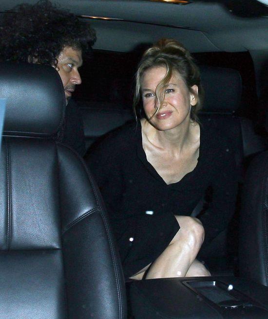 Jak się trzyma nowa twarz Renee Zewlleger?