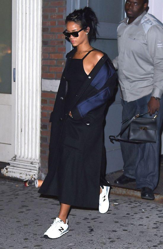 Rihanna zaskoczyła stylizacją! (FOTO)