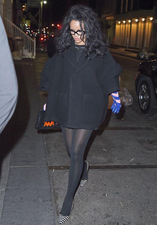 Rihanna w kolejnej (nie)udanej stylizacji (FOTO)