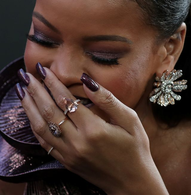Manicure Rihanny z premiery Ocean's 8 będzie HITEM sezonu? (ZDJĘCIA)