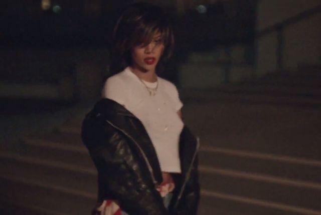Rihanna pokaza�a stercz�ce sutki w nowym klipie!