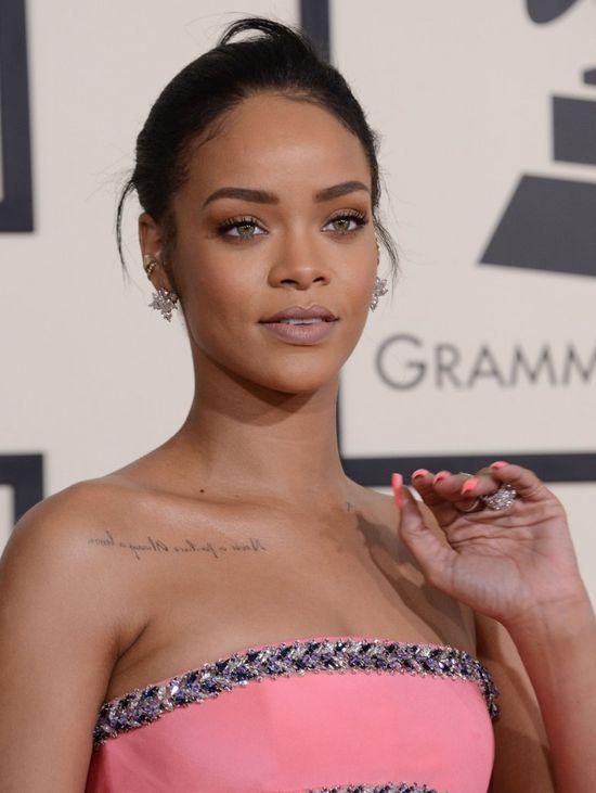To o nim Rihanna marzy�a od dziecka