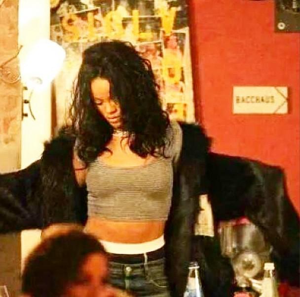 Rihanna i Chris Brown w tych samych majtkach!