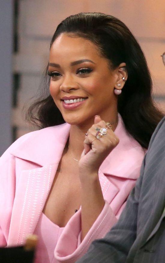 Rihanna: Telewizja uratowała mi życie!