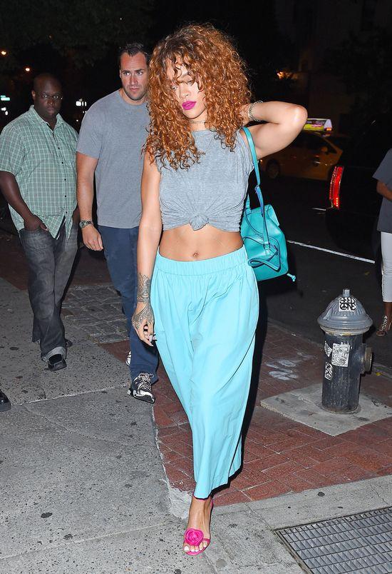 Rihanna ma powa�ne k�opoty!