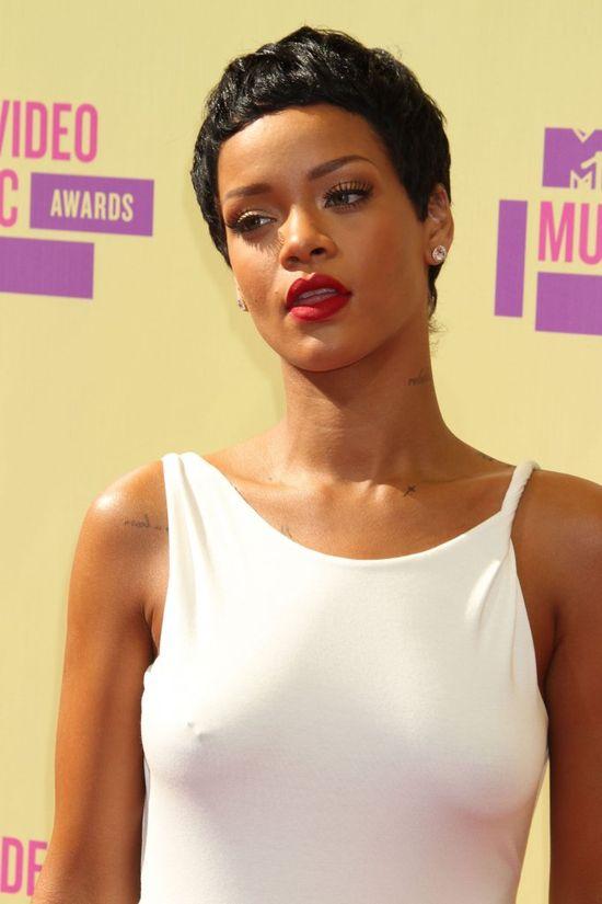 Rihanna i Beyonce zrobiły szopkę na imprezie Jaya Z