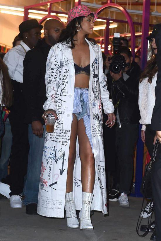 Teraz Rihanna będzie miała swoją prywatną projektantkę?