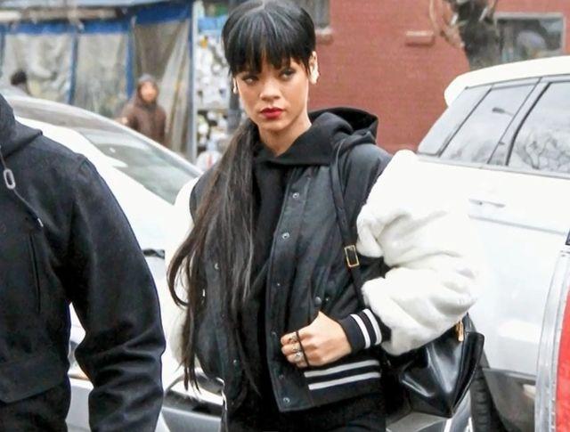 Rihanna ma nową perukę (FOTO)