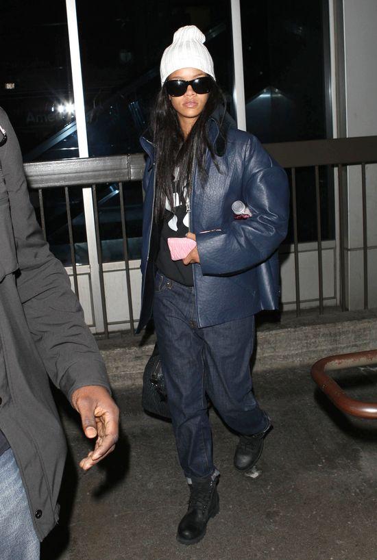 Rihanna zapłaciła za pogrzeb swojego 14-letniego fana