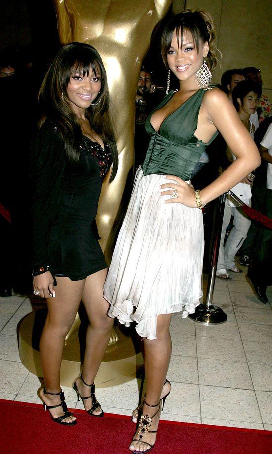 Wyp�yn�a ca�a prawda o romansie Jaya Z i Rihanny!
