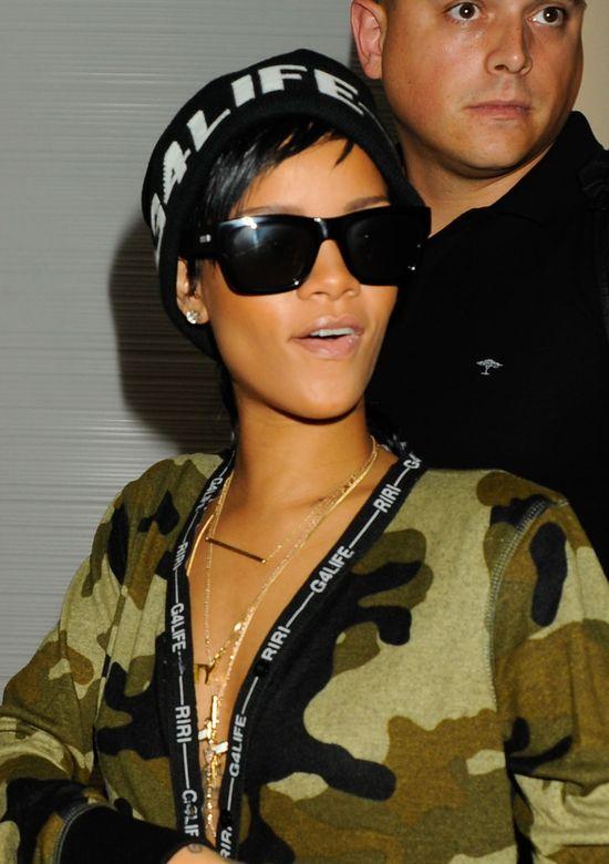 Chris Brown i Rihanna rozstali się przez dziecko!