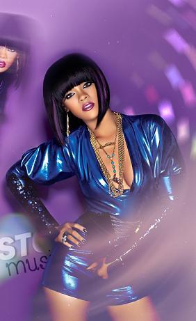 Rihanna promuje parasolki