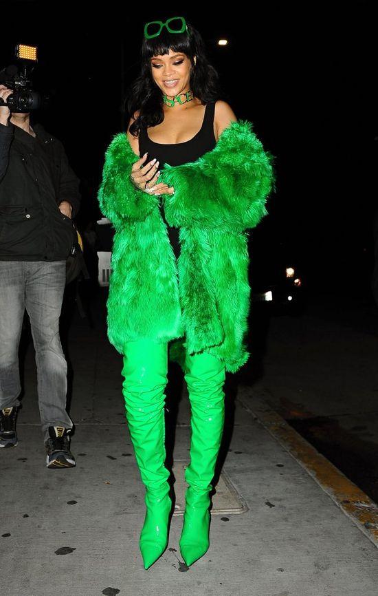 Rihanna jest na bardzo niebezpiecznej diecie