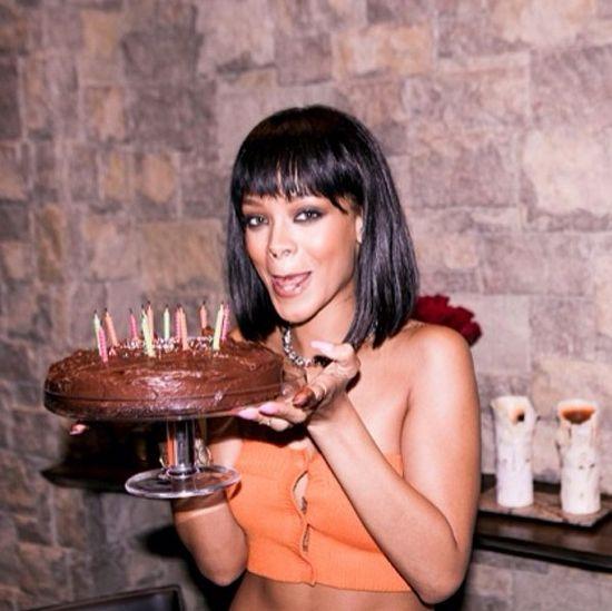 Rihanna urodziny sp�dzi�a w Aspen (FOTO)