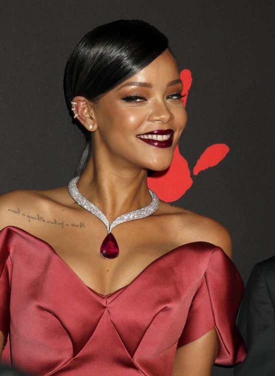 Rihanna skomentowa�a styl Nori