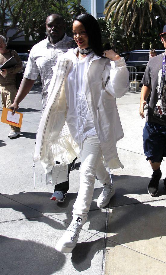 Rihanna wróciła do formy? (FOTO)