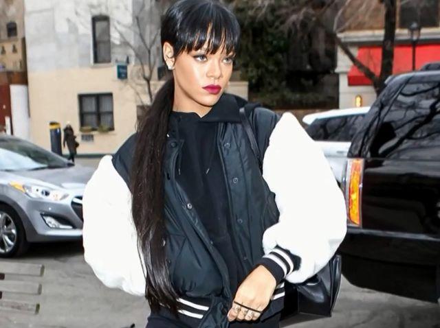 Rihanna jest w ci��y?!