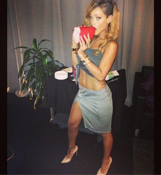 Rihanna jeszcze nigdy nie czuła się tak seksownie...