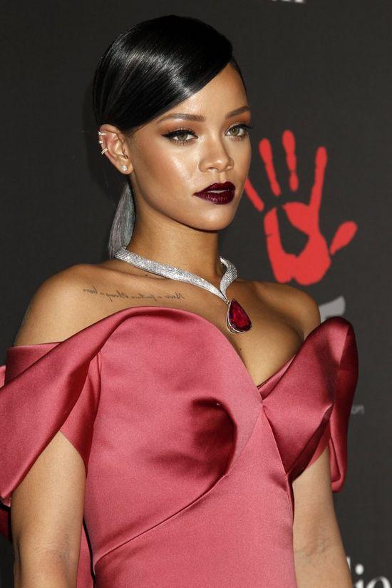 Rihanna w ciąży! Media mają zdjęcia płodu! (FOTO)