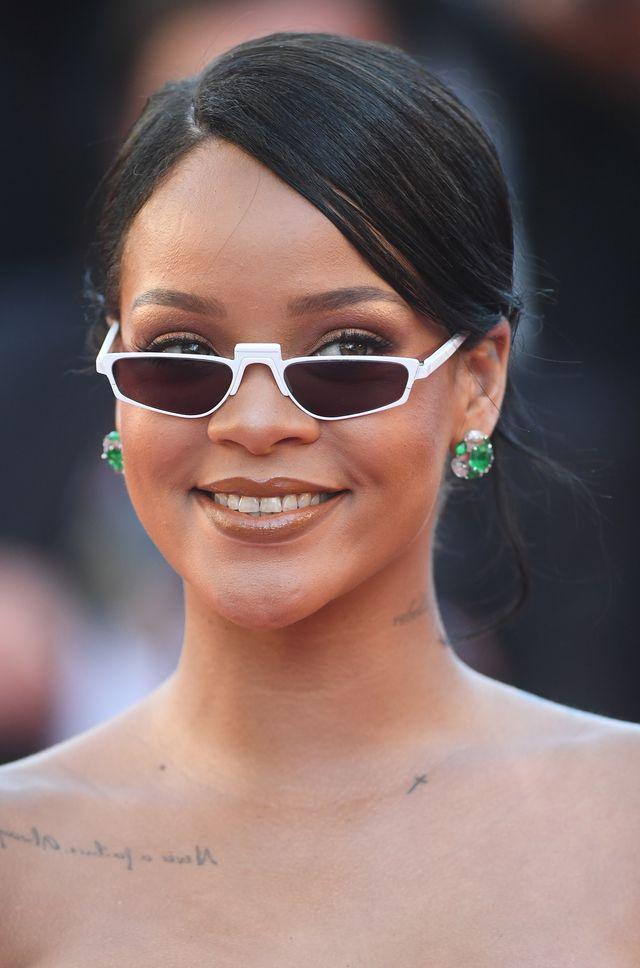 Rihann w Cannes przypomniała, dlaczego została okrzyknięta ikoną stylu