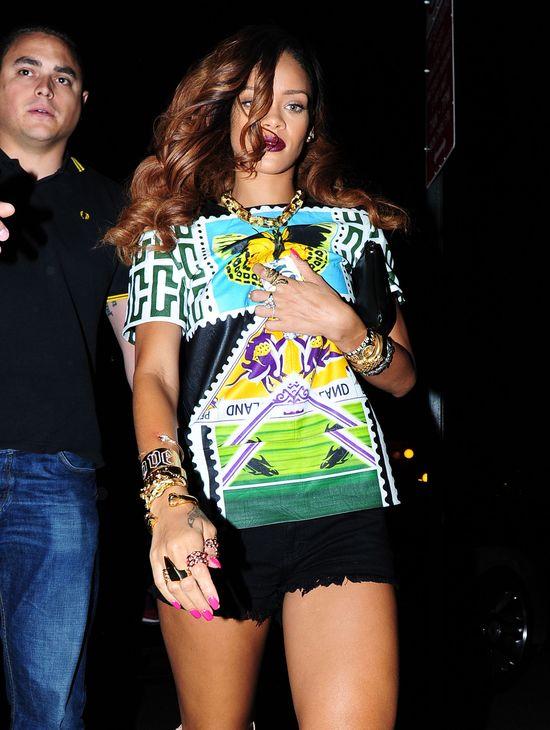 Rihanna: Nie noszę staników