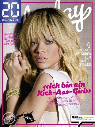 Rihanna: Noszę rozmiar zero i nie lubię tego