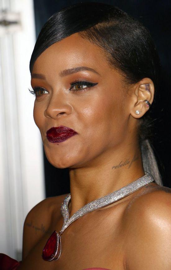 Rihanna skomentowała styl Nori