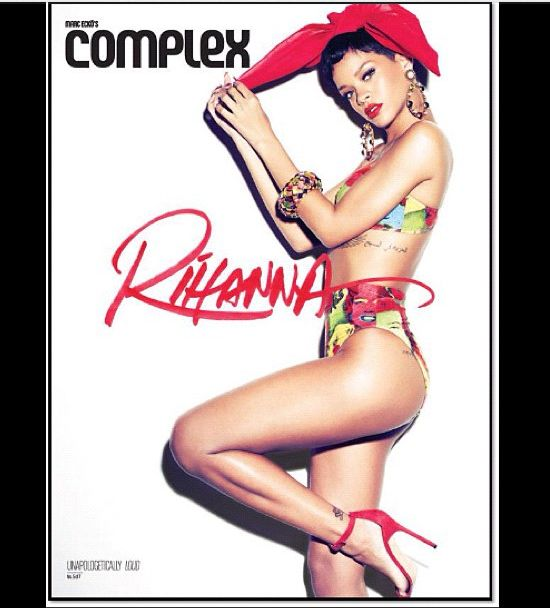 Rihanna najgor�tsz� kobiet� �wiata (FOTO)