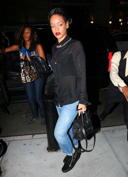Rihanna żałowała swojego oprawcy