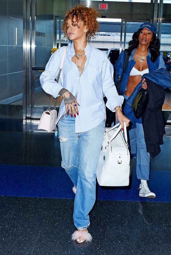 Rihanna zaprojektowała bardzo niebezpieczne buty