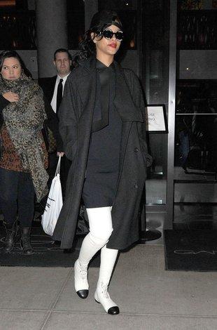Kolejne intymne zdjęcie Rihanny i Chrisa Browna (FOTO)