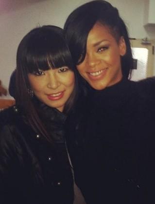 Rihanna o Blue Ivy: Wygląda jak bliźniaczka Jaya-Z