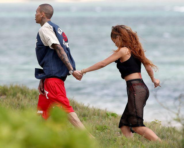 Ojciec Chrisa Browna: Synu, znajdź sobie nową dziewczynę