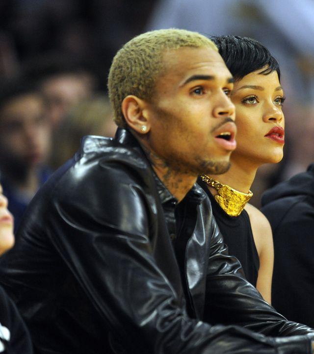 Chris Brown ze szczegółami opowiada, jak był Rihannę, a krew zalewała jej twarz