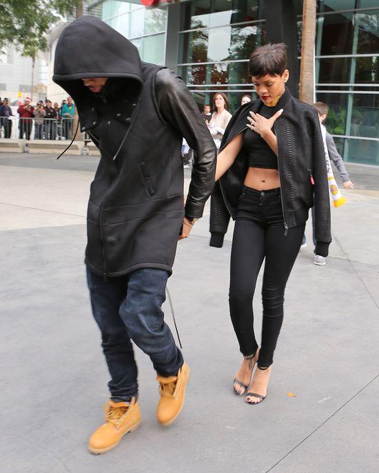 Chris Brown złożył Rihannie propozycję (nie) do odrzucenia