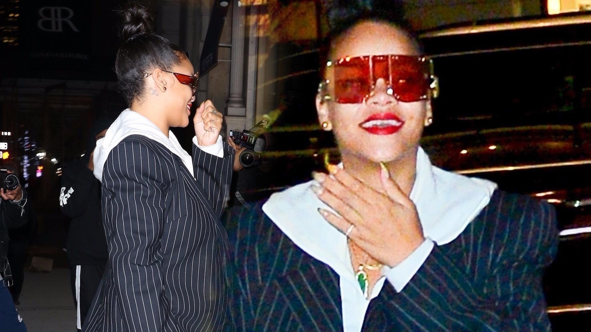 Rihanna założyła najbrzydsze spodnie świata – jest strasznie! (ZDJĘCIA)