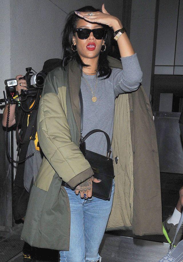 Rihanna wróciła na Instagram?