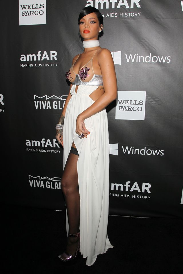 Pisze o tym CNN - Rihanna wr�ci�a na Instagram