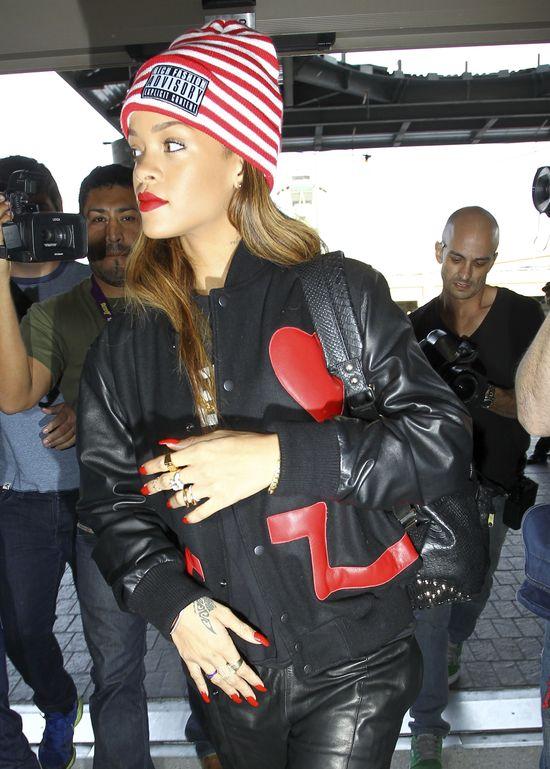 Rihanna pokazała swoją pierwszą kolekcję modową