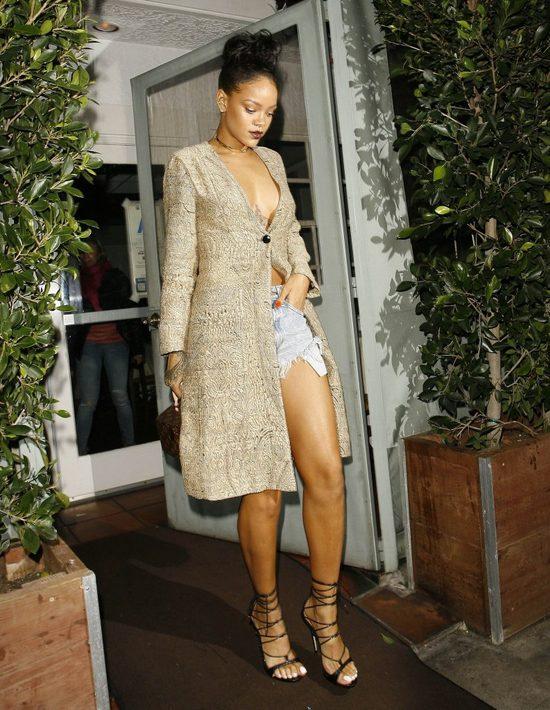 Rihanna nie cierpi Rity Ory (FOTO)