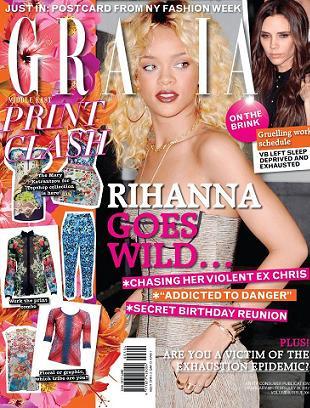 Rihanna i Ashton Kutcher romansują już od dawna?