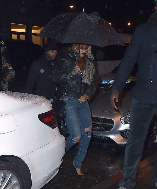 Rihanna ma poważne problemy? (FOTO)