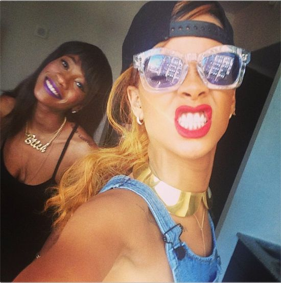 Rihanna zawiodła się na Brownie