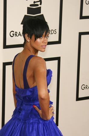 Rihanna miała wypadek