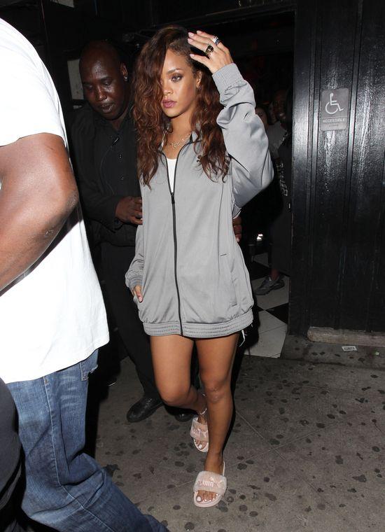 Rihanna zgoliła włosy? (FOTO)