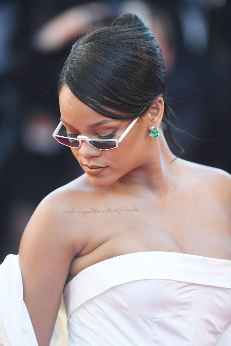 Rihanna na tej DIECIE błyskawicznie zrzuca kilogramy